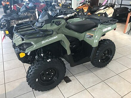 2018 Can-Am Outlander 450 for sale 200600253